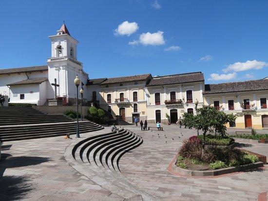 Hostal San Blas : San Blas