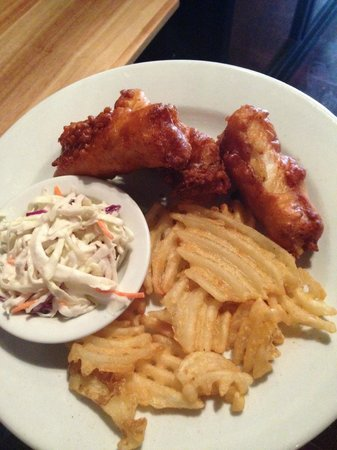 TRIO Tap House: Fish & Chips