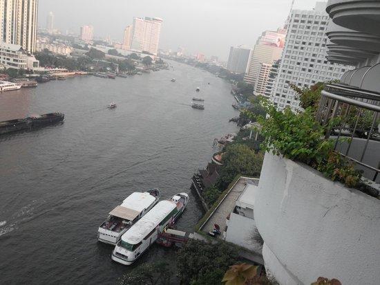 Shangri-La Hotel,Bangkok : View