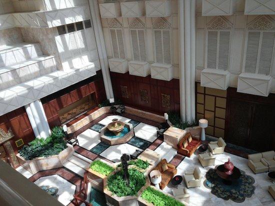 Shangri-La Hotel,Bangkok : Krungthep Wing lobby
