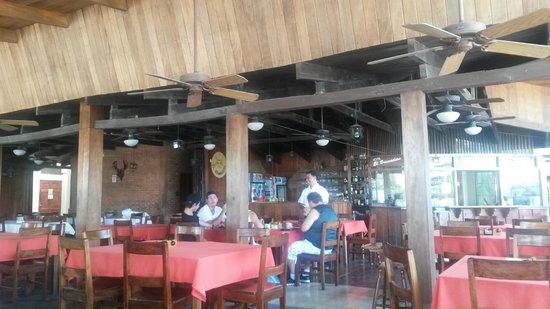 Hotel El Bramadero: restaurante del hotel
