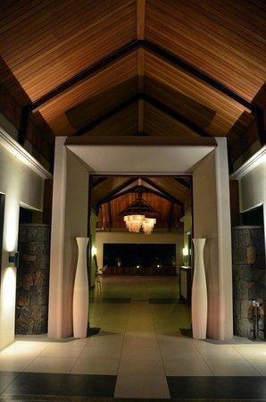 Tamassa: Entrée de l'hôtel