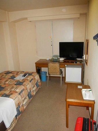 Hotel Brisbane's : Single room