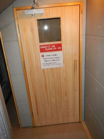 Hotel Brisbane's : Sauna