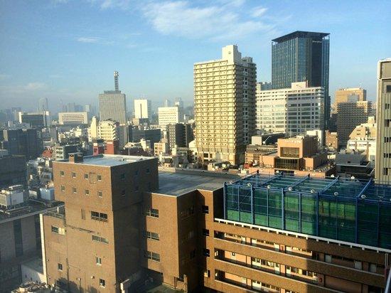 Hotel Niwa Tokyo : View from Room 1516