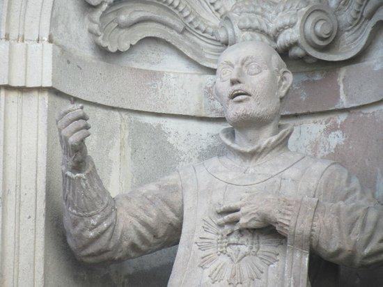 Iglesia de La Compania de Jesús: San Ignacio de Loyola