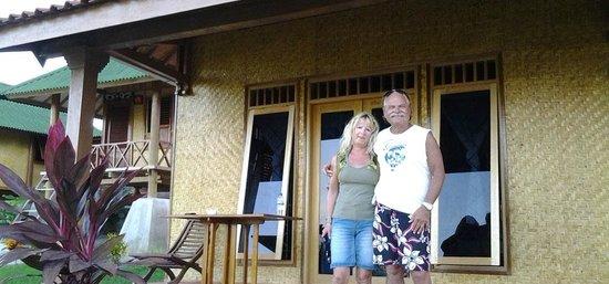 Yut Inn Flower Paradise: Bamboo Bungalow