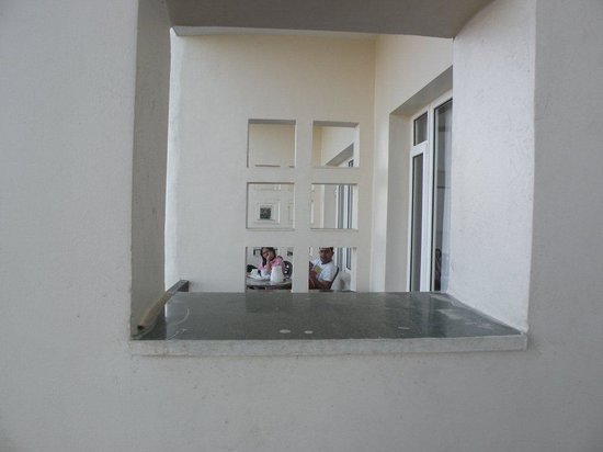 Grand View Hotel: 3 rooms balcony