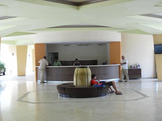 Hilton Curacao: Lobby