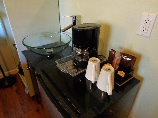 Rock Creek Inn: coffee