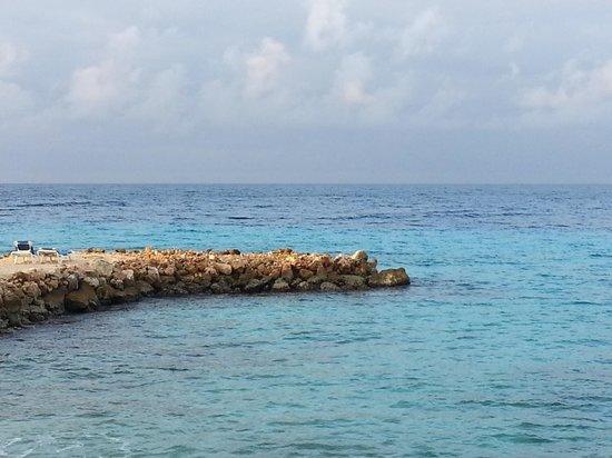 Hilton Curacao: Private Beach On Hilton Property