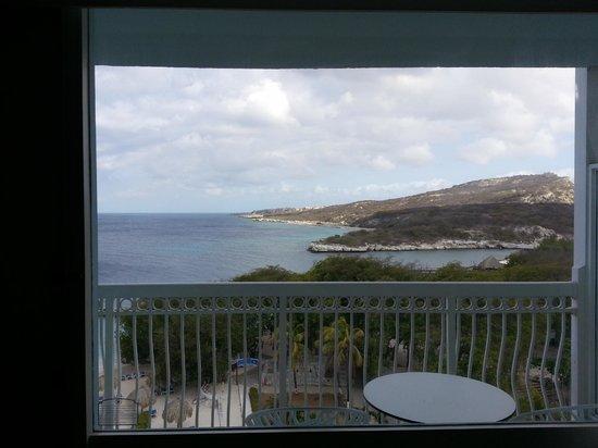 Hilton Curacao: Balcony
