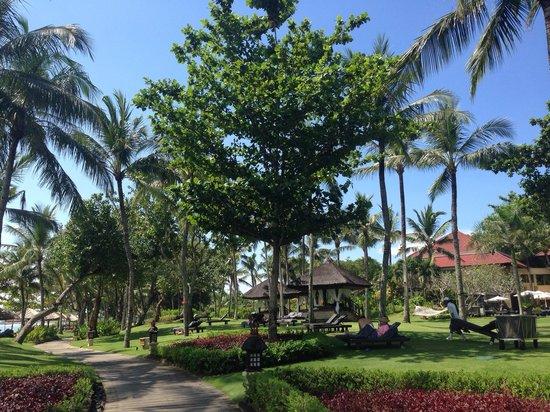 INTERCONTINENTAL Bali Resort : Super schöne Hotelanlage