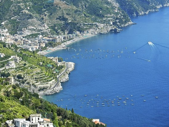 Sorrento Top Car Private Day Tours : Beautiful Amalfi