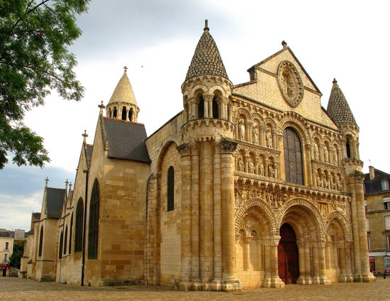 Église de Notre-Dame la Grande : Eglise Notre Dame