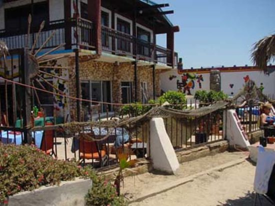 Monalisa Beach Resort: Owners home and rental