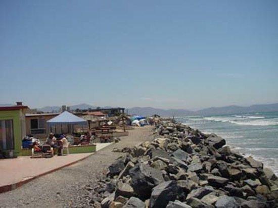 Monalisa Beach Resort: Birdseye view