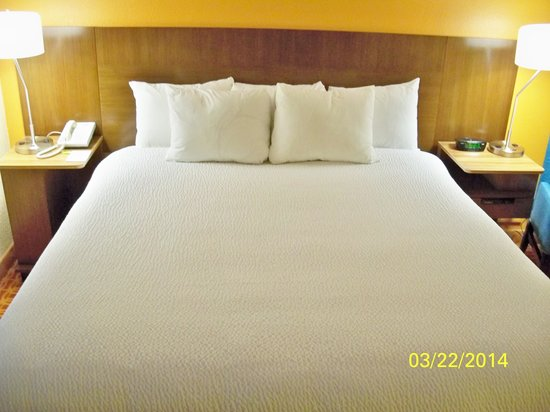 Fairfield Inn Provo: Room