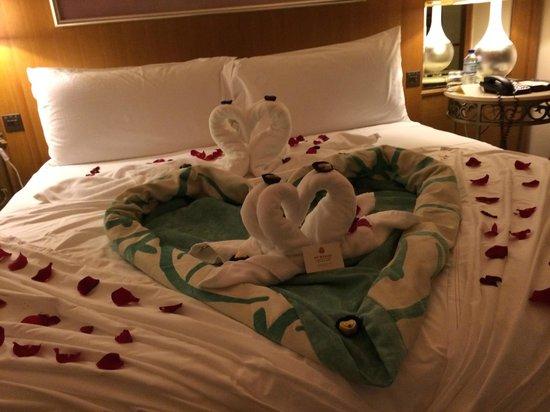 The St. Regis Saadiyat Island Resort: MASTERPIECE