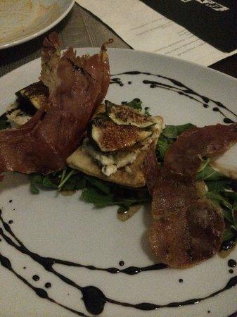 Chango Restaurante: Tarta de higo Deliciosa!!!!����