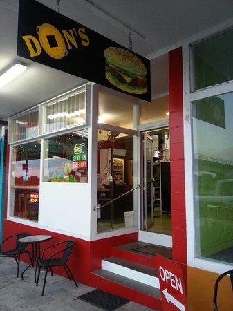 Don's Asian Kitchen: Don's Burger!