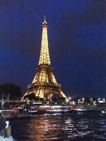 Fat Tire Tours Paris: paris by night