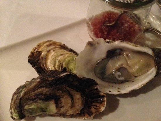 Harrisons by Spencer Patrick : Oysters