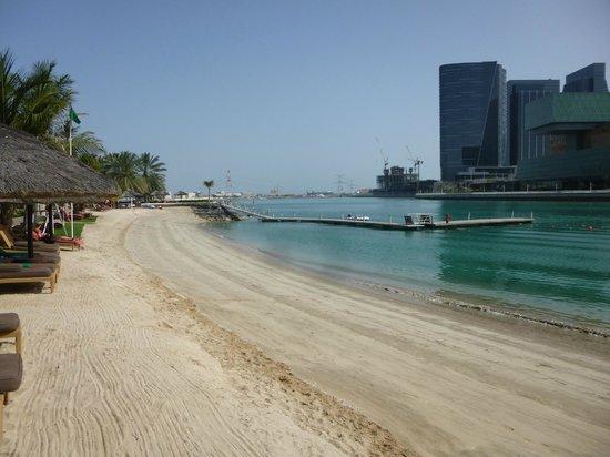 Beach Rotana: Beach