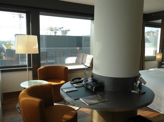Sheraton Zürich Hotel: Suite