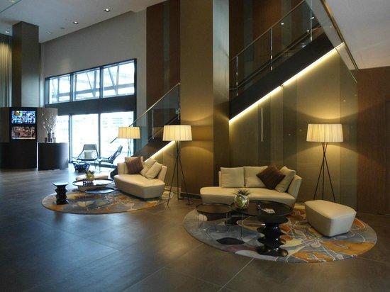 Sheraton Zürich Hotel: Lobby