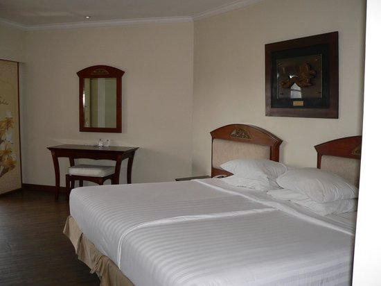 Grand Mirage Resort & Thalasso Spa - Bali : внутри номера