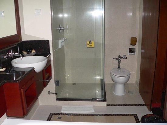 Grand Mirage Resort & Thalasso Spa - Bali : ванная комната