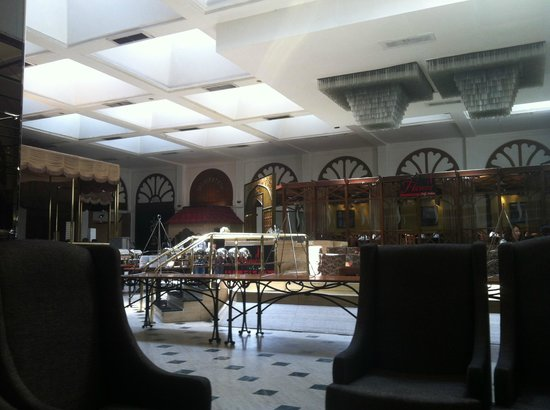 Galadari Hotel: Breakfast Area