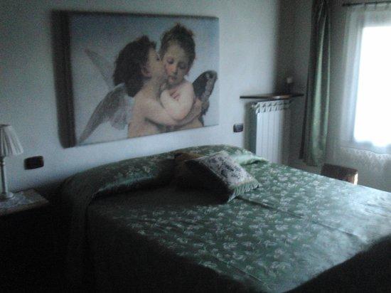 Agriturismo Il Caggio: the bedroom