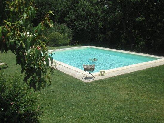 Agriturismo Il Caggio: pool time :)