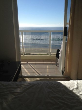 Xanadu Holiday Resort: View from main bedroom