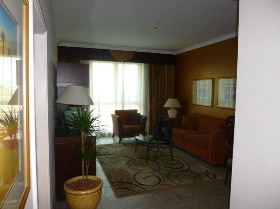Marriott Executive Apartments Dubai Creek : Lounge