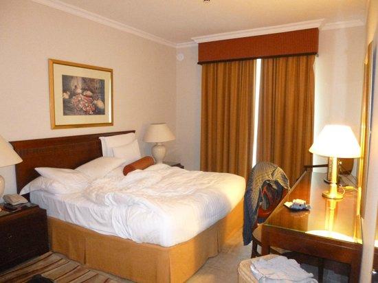 Marriott Executive Apartments Dubai Creek : Bedroom