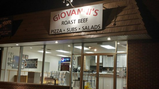 Giovanni's Pizza & Roast Beef