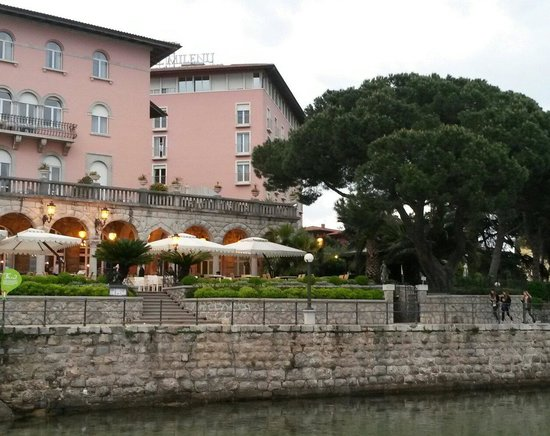 Hotel Milenij: Very nice place...