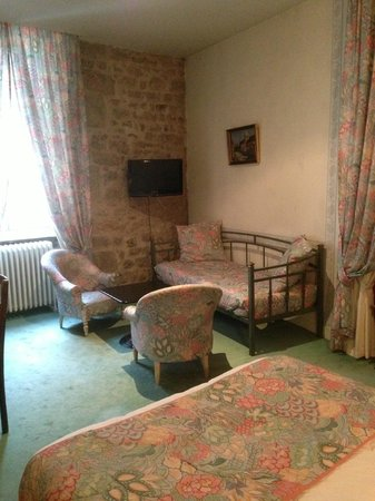 Hotel de France : Chambre Sup