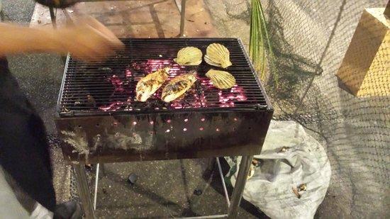 Nirwana Gardens - Nirwana Resort Hotel : BBQ night!