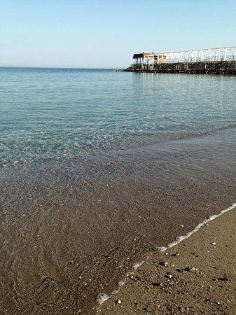 Rixos Sungate: Чистейшая вода