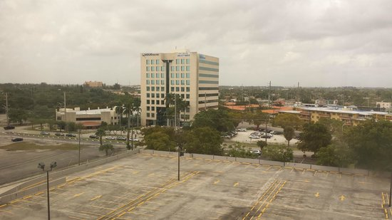 EB Hotel Miami Airport: View