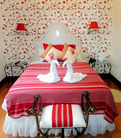 Lima Wari Suites: Double with private bathroom