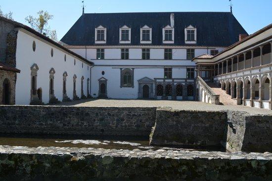 Chateau de la Bastie d'Urfe