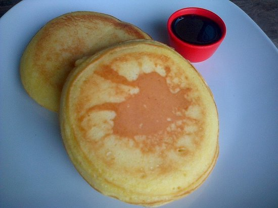 Daniel's Coffee Corner: Banana Pancake