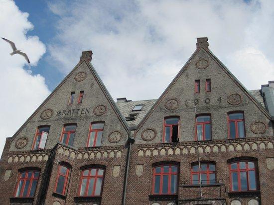 First Hotel Marin: Фасад отеля