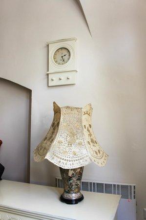 Skapo Apartments: Часы