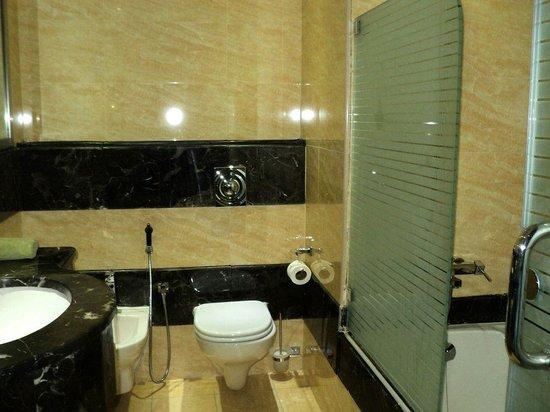 Golden Tulip Thanyah Hotel Apartments: Номер
